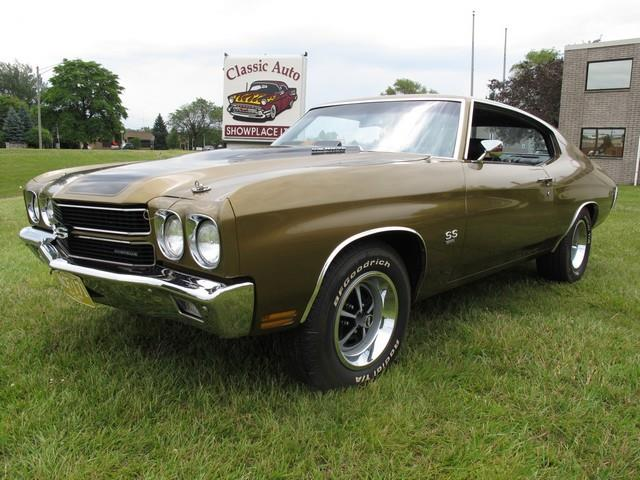 Picture of 1970 Chevelle - QHXV