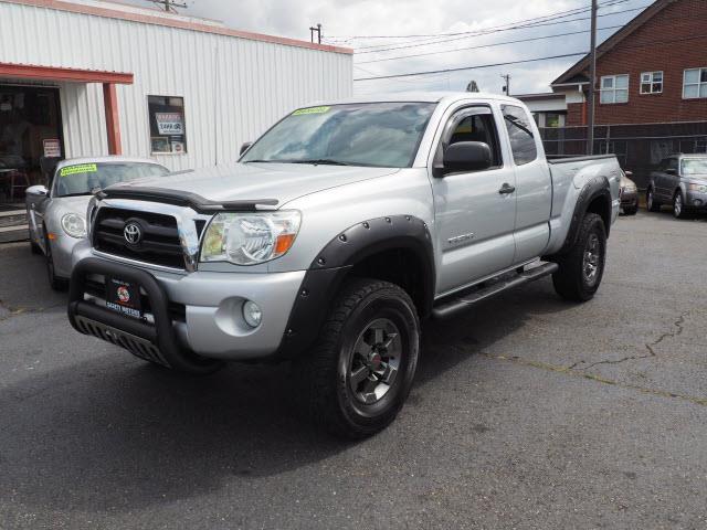 Picture of 2005 Toyota Tacoma located in Tacoma Washington - $12,990.00 - QDK7