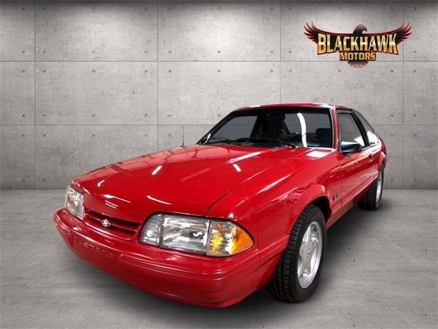 Picture of '92 Ford Mustang located in Gurnee Illinois - $19,995.00 Offered by  - QHY8