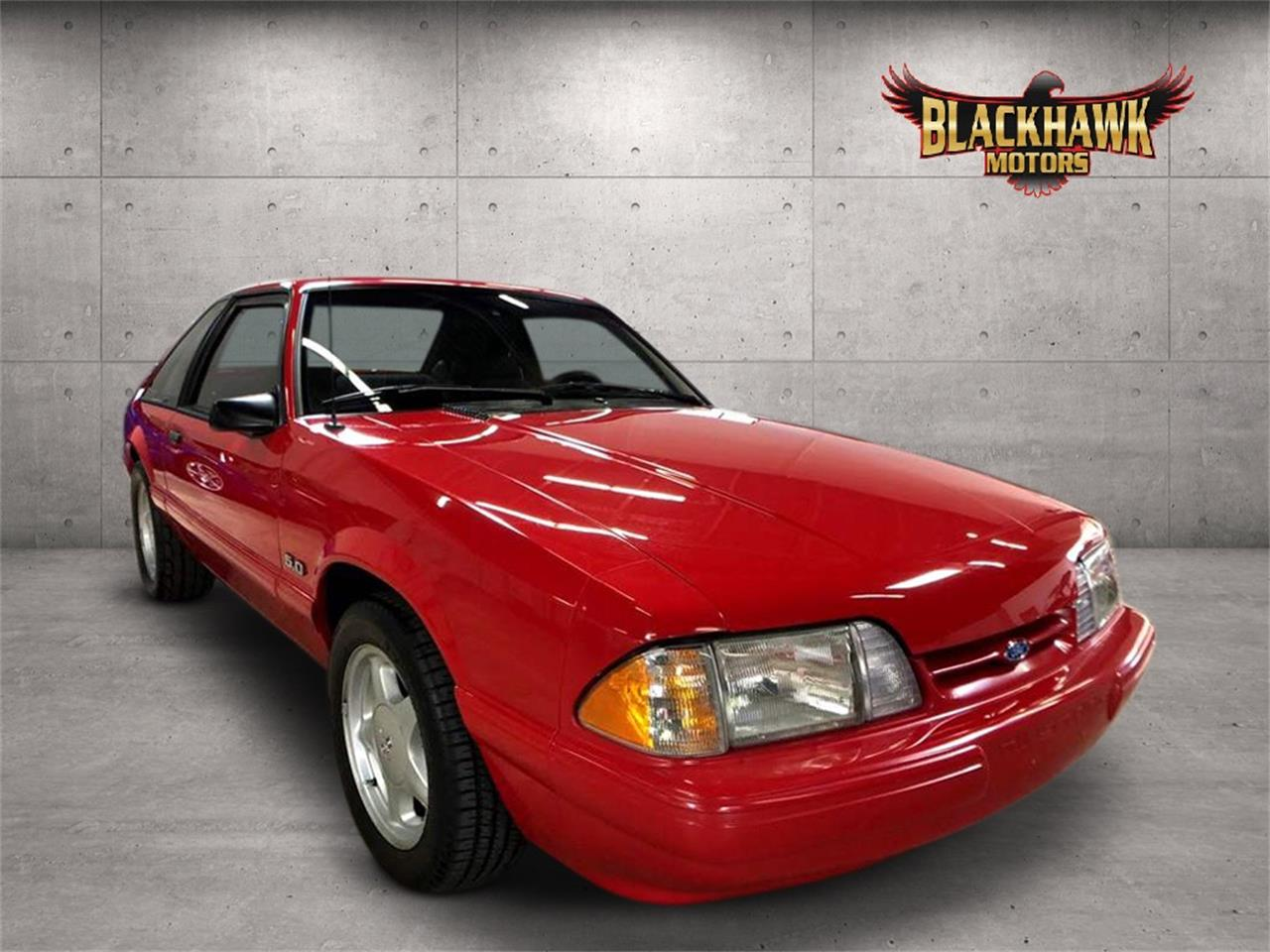 Large Picture of '92 Mustang - QHY8