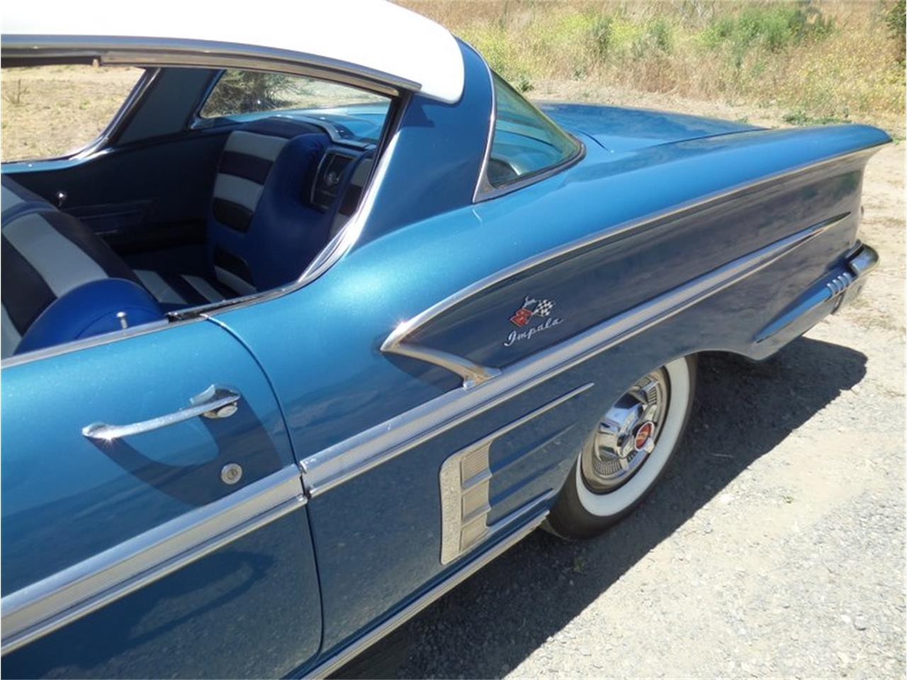 Large Picture of '58 Impala - QHYJ