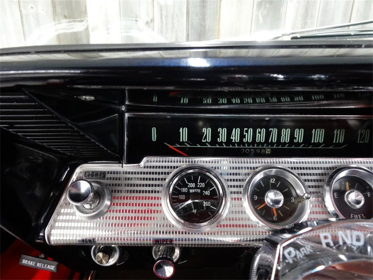 Large Picture of '62 Impala - QHZ5