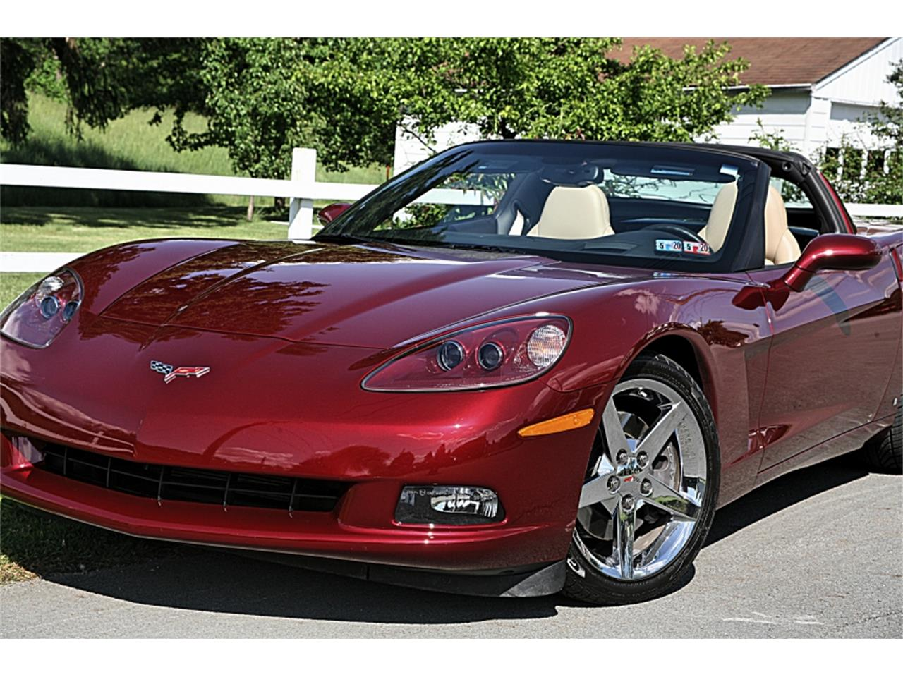 Large Picture of 2007 Chevrolet Corvette - $36,900.00 Offered by Coffee's Sports and Classics - QD4G