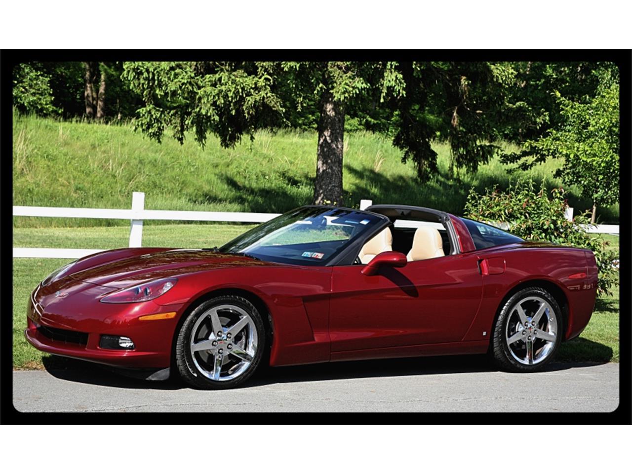 Large Picture of '07 Chevrolet Corvette - QD4G