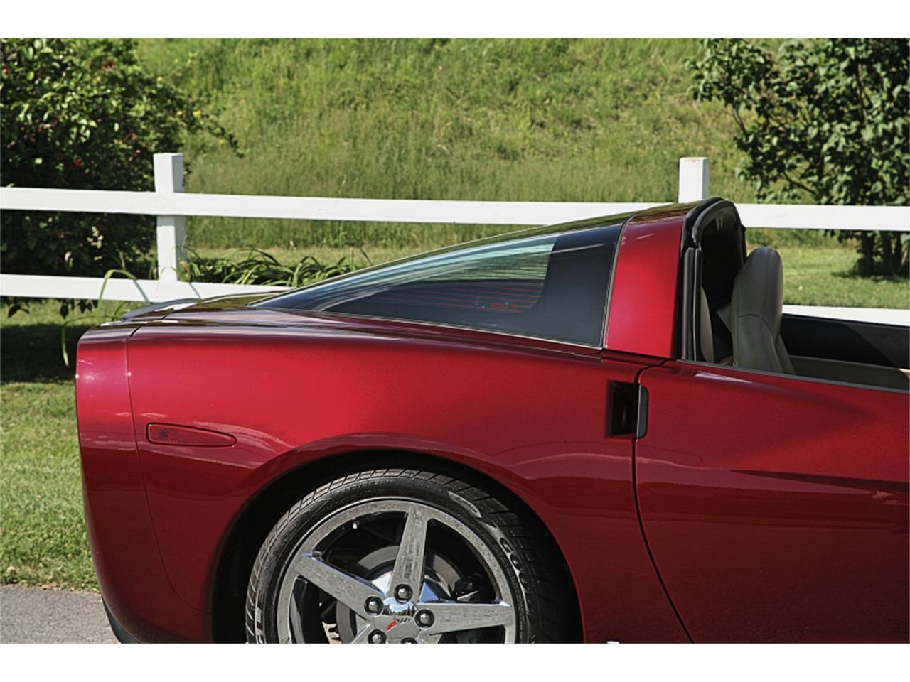 Large Picture of 2007 Corvette located in OLD FORGE Pennsylvania - QD4G
