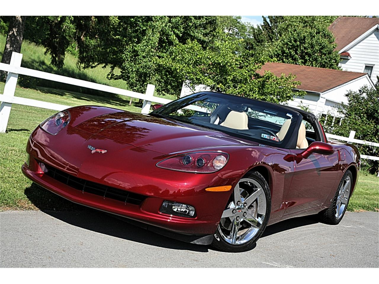 Large Picture of '07 Corvette located in Pennsylvania - $36,900.00 Offered by Coffee's Sports and Classics - QD4G