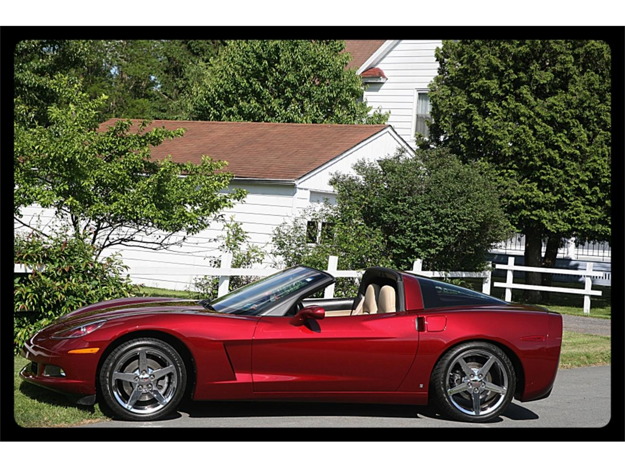 Large Picture of '07 Chevrolet Corvette located in OLD FORGE Pennsylvania - $36,900.00 Offered by Coffee's Sports and Classics - QD4G