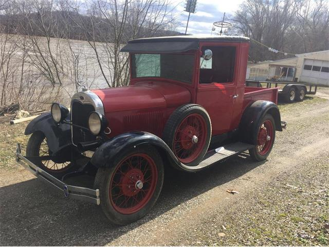 Picture of '29 Model A - QI0I
