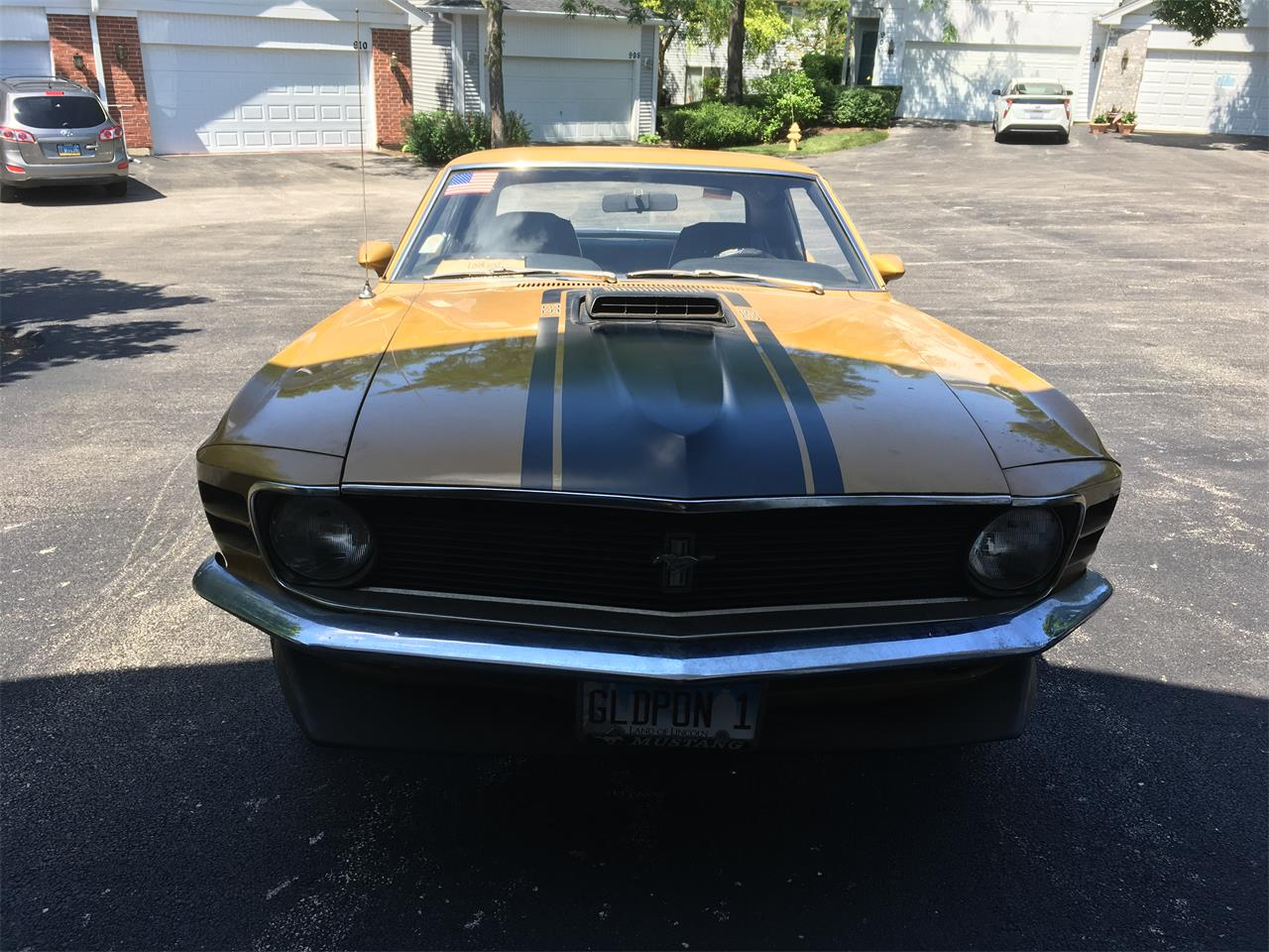 Large Picture of '70 Ford Mustang located in Illinois - QI0M