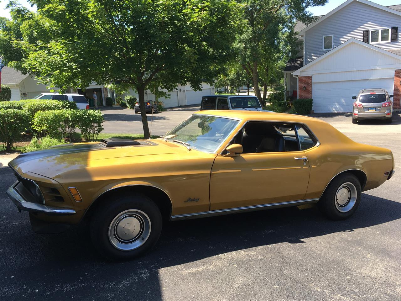 Large Picture of Classic '70 Mustang - $20,000.00 Offered by a Private Seller - QI0M
