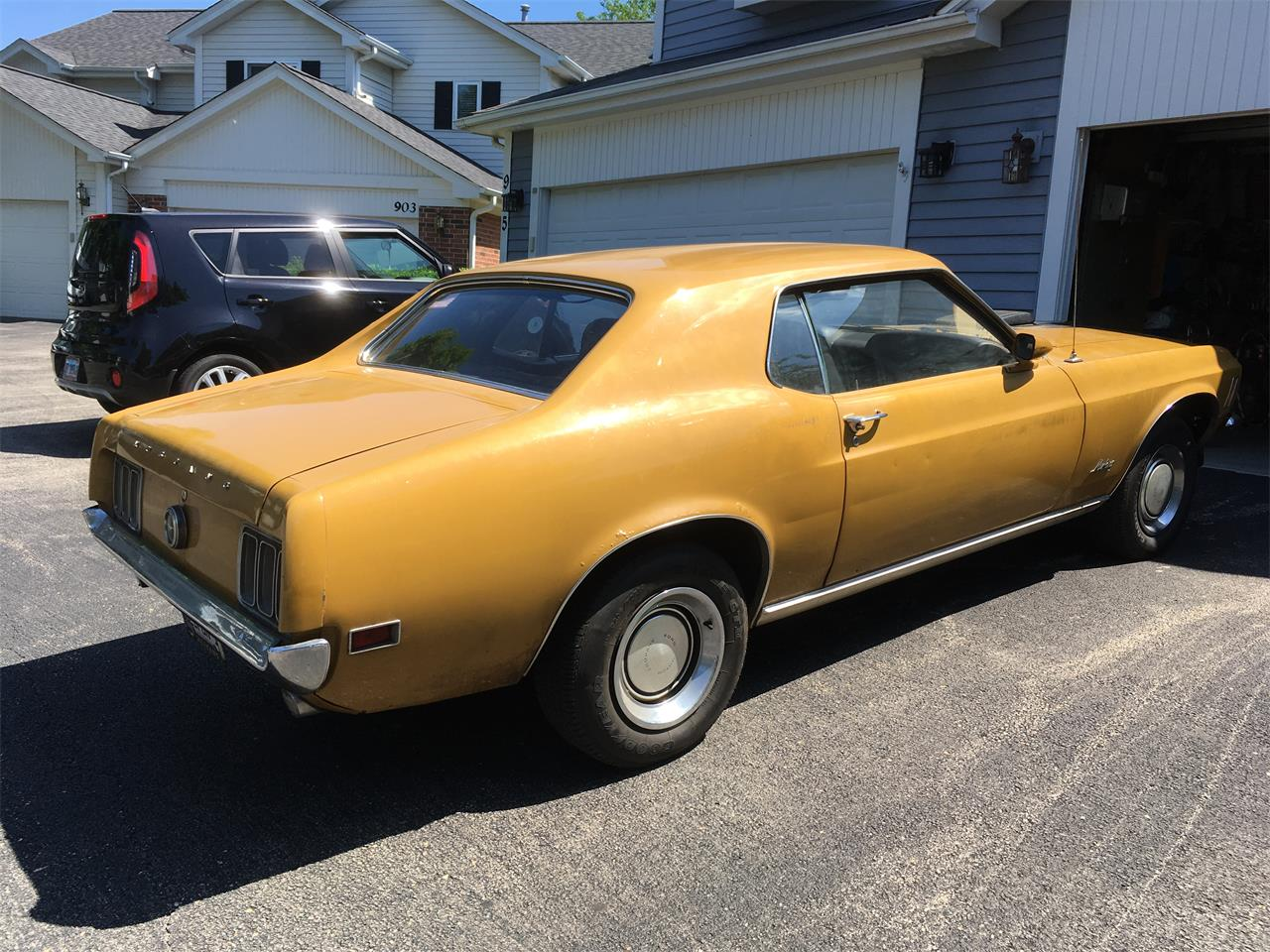 Large Picture of Classic '70 Ford Mustang located in Westmont Illinois - QI0M