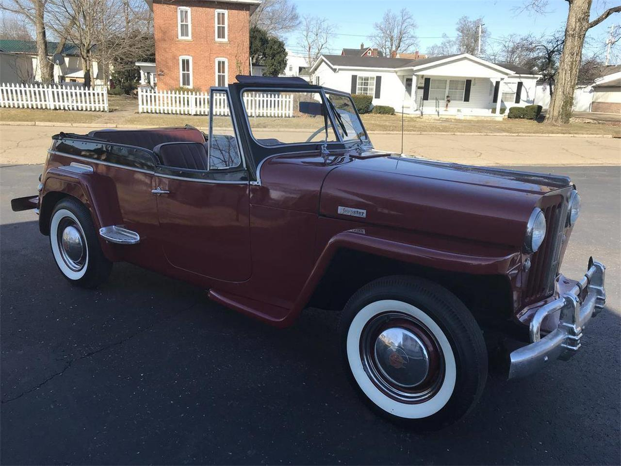 Large Picture of '48 Jeepster - QI0N