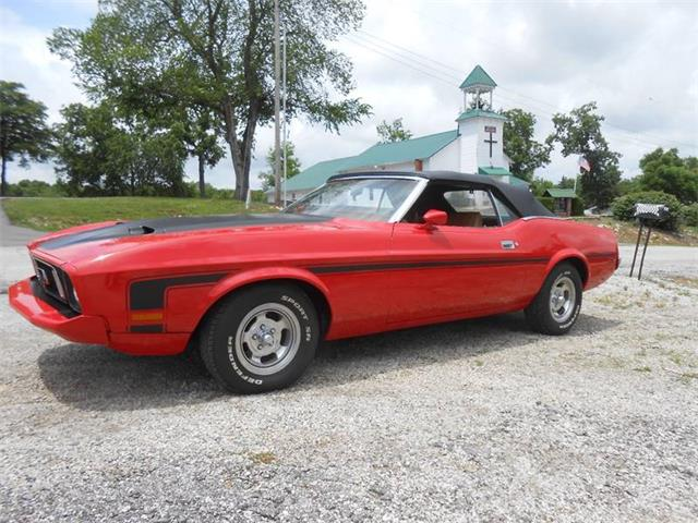 Picture of 1973 Mustang located in West Line Missouri - $23,500.00 Offered by  - QDKH
