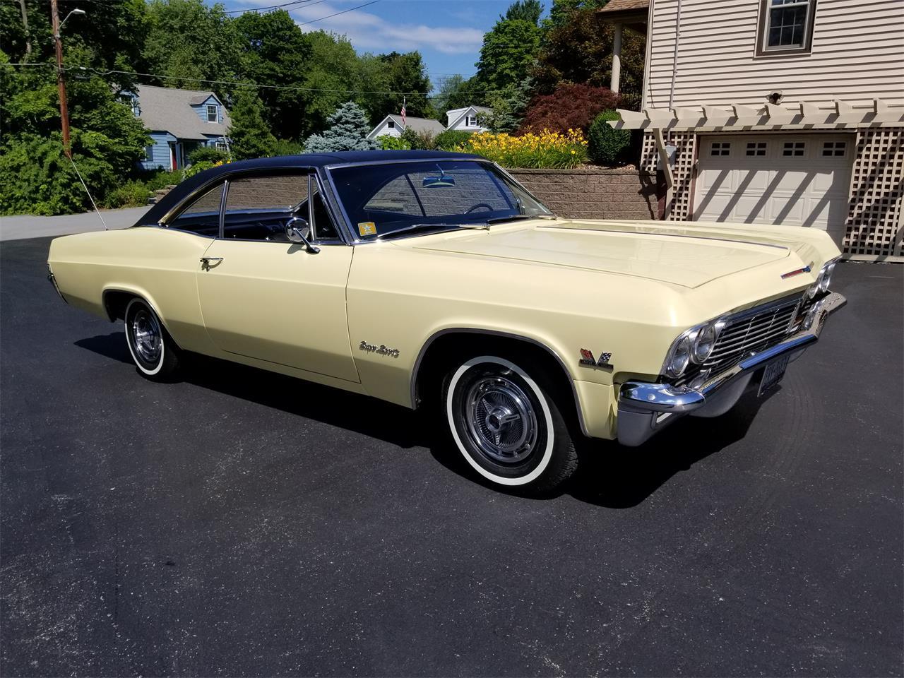 Large Picture of '65 Impala SS - QI0U