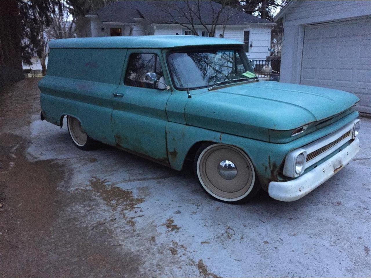 Large Picture of 1966 C10 - QI0X