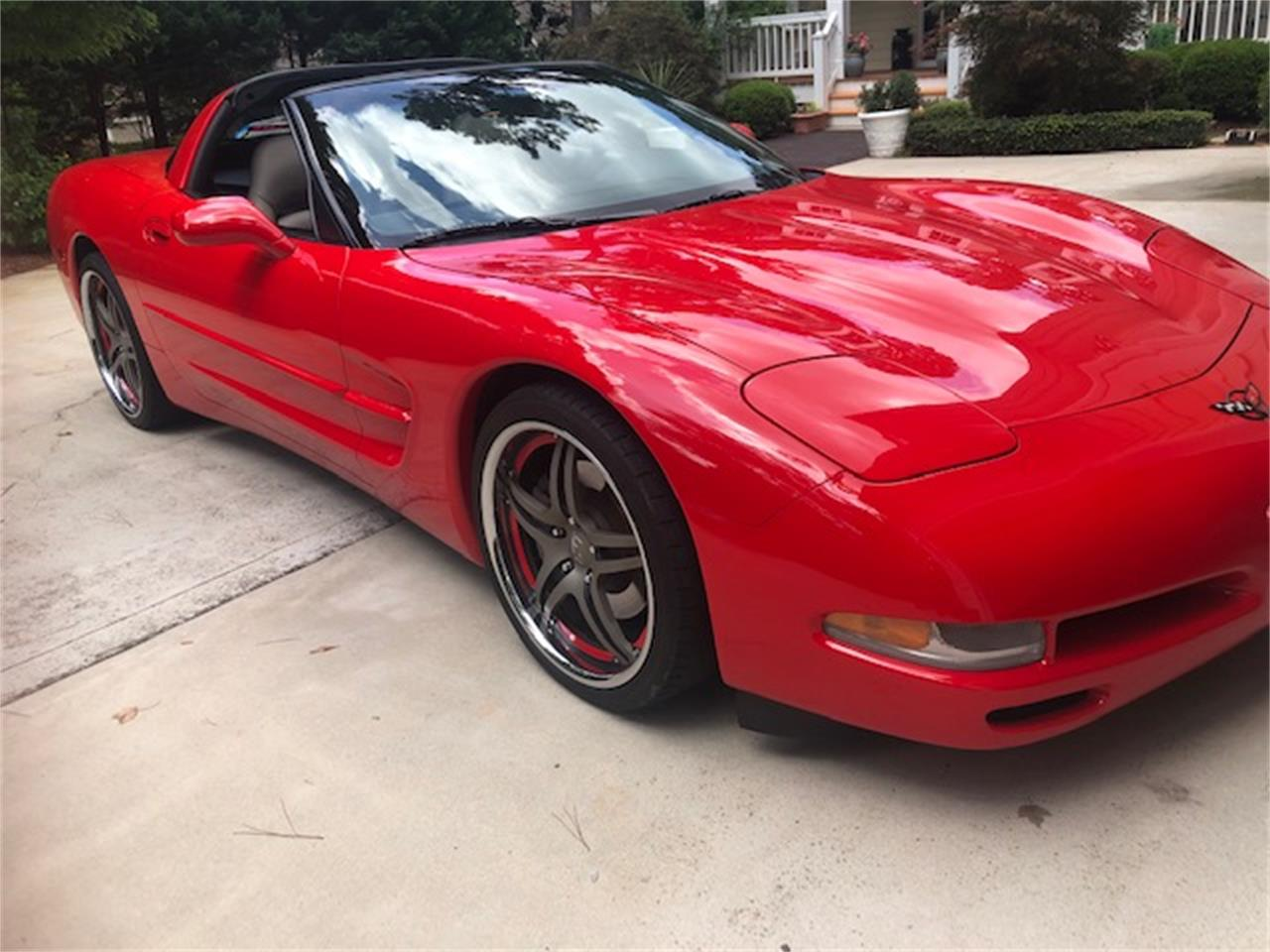 Large Picture of '97 Corvette - QI1F
