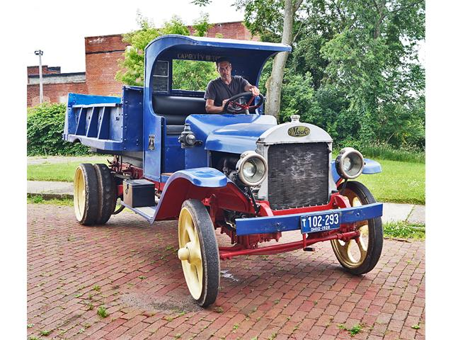 Classic Mack Truck for Sale on ClassicCars com on