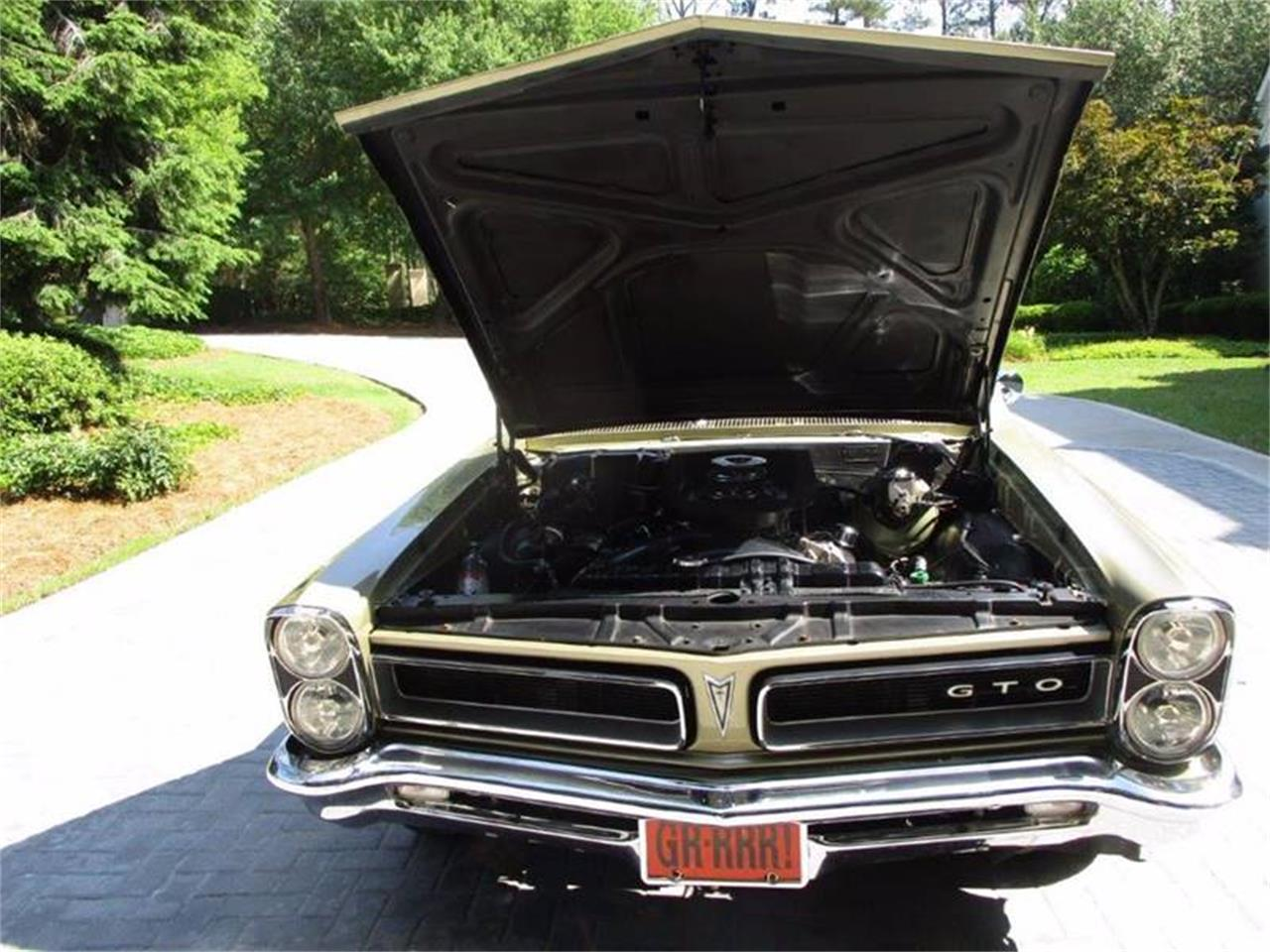 Large Picture of '65 GTO - QDKK