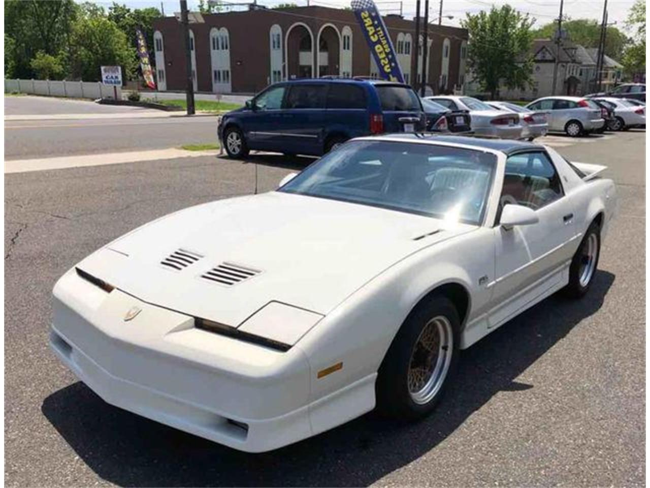 Large Picture of '87 Firebird Trans Am located in New Jersey Offered by Ebzzmotors.com LLC - QI1L