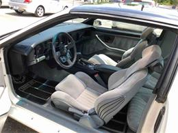 Picture of '87 Pontiac Firebird Trans Am located in New Jersey - QI1L