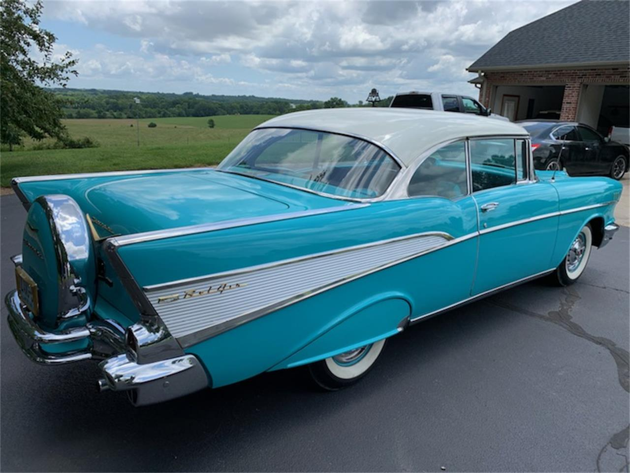 Large Picture of '57 Bel Air - QI28