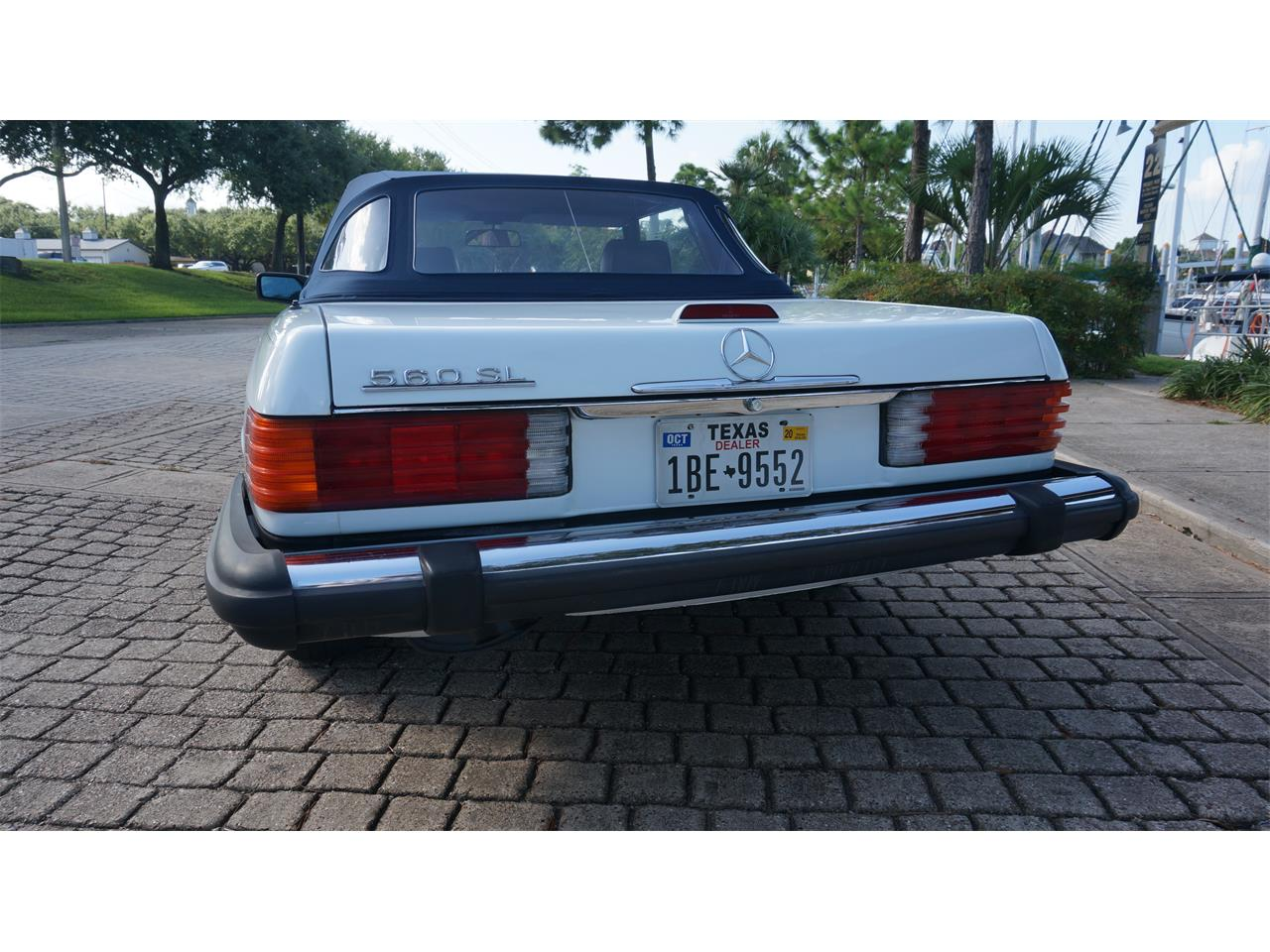 Large Picture of '86 560SL - QI29