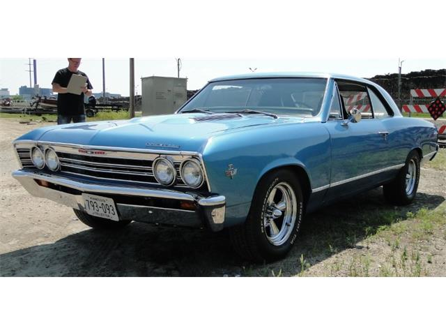 Picture of Classic '67 Chevrolet Malibu - $29,900.00 Offered by  - QI2B