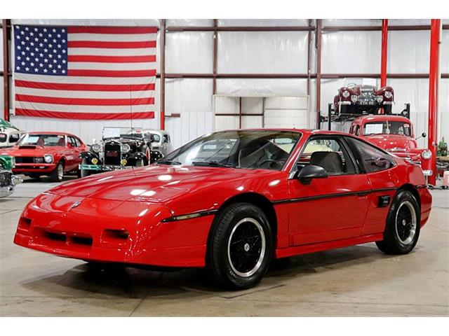 Picture of '88 Fiero - $8,900.00 Offered by  - QI2E