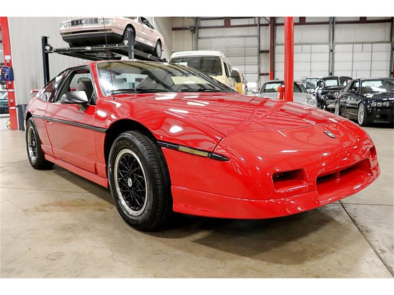 Large Picture of '88 Fiero - QI2E