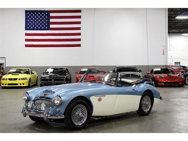 Picture of Classic 1963 Austin-Healey 3000 located in Michigan Offered by  - QI2L
