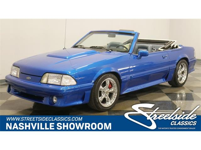 Picture of '88 Mustang - QI3H