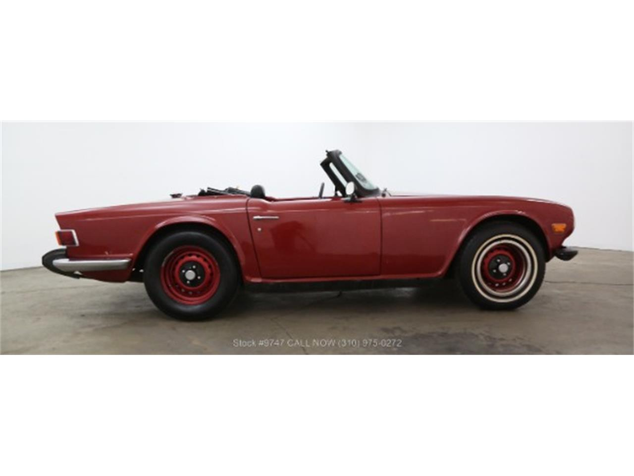 Large Picture of '73 Triumph TR6 located in California - $3,950.00 - QI3K