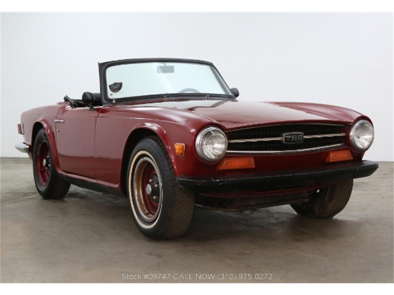 Large Picture of '73 TR6 - $3,950.00 Offered by Beverly Hills Car Club - QI3K