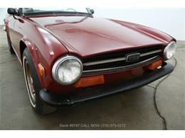 Picture of 1973 TR6 located in Beverly Hills California - QI3K