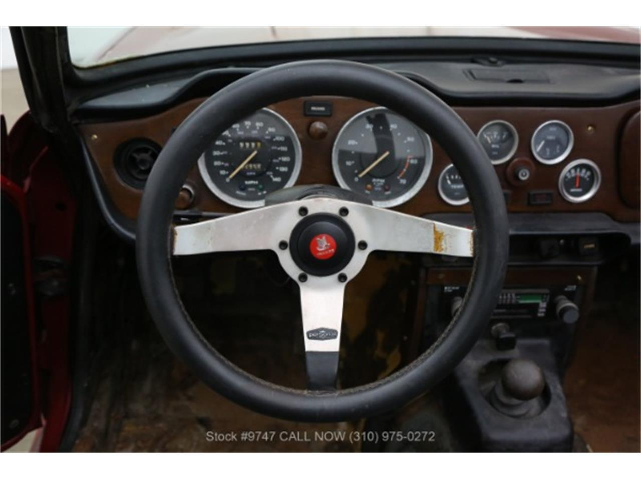 Large Picture of Classic '73 TR6 located in California - $3,950.00 - QI3K