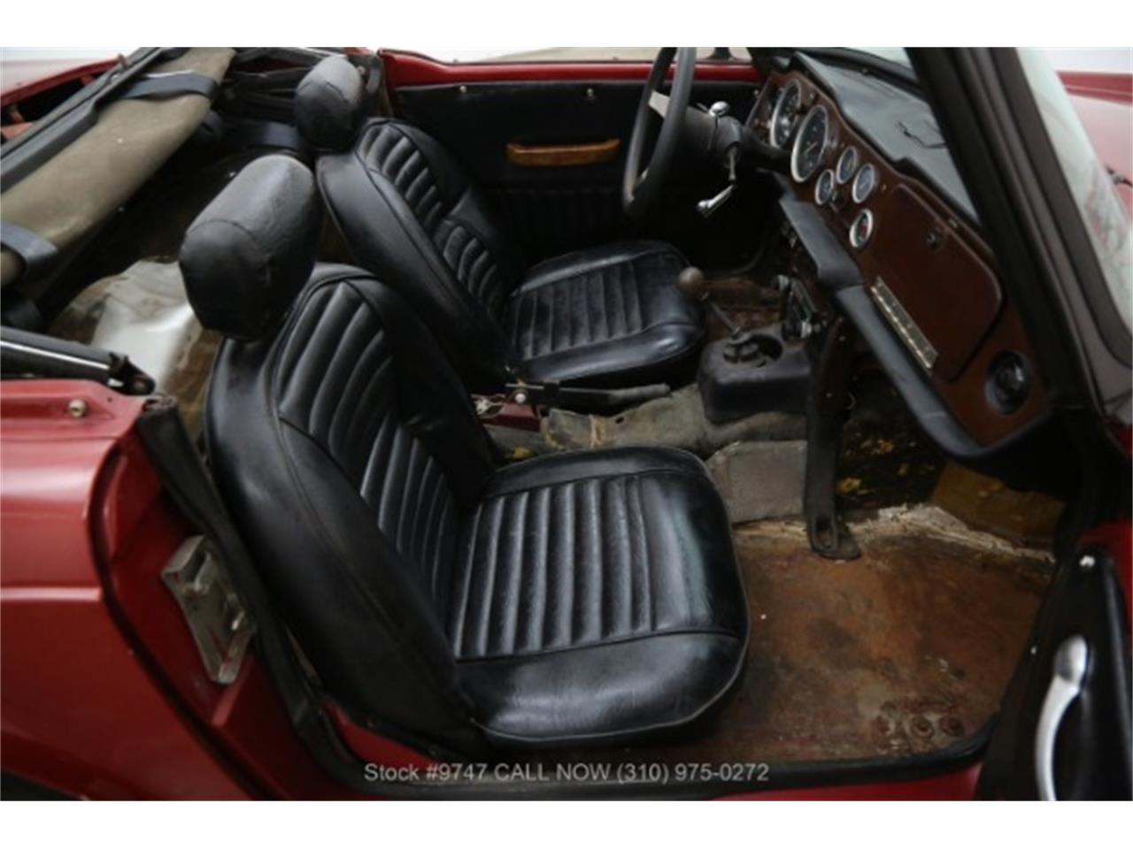 Large Picture of 1973 TR6 located in California - $3,950.00 Offered by Beverly Hills Car Club - QI3K