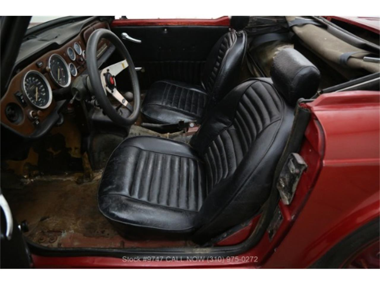 Large Picture of Classic 1973 TR6 - QI3K