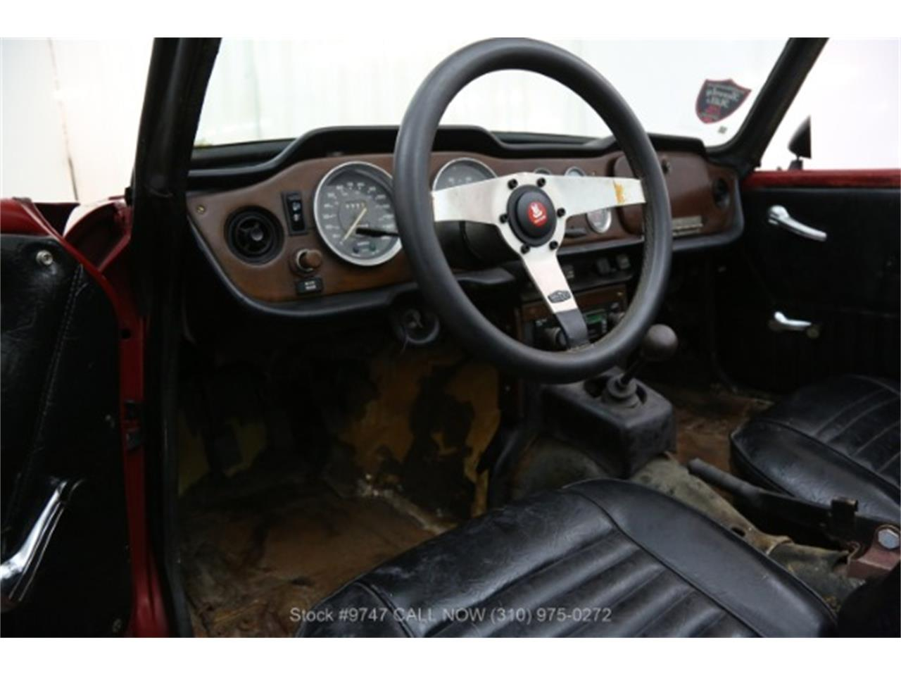 Large Picture of 1973 TR6 located in California - QI3K