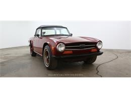 Picture of '73 Triumph TR6 located in Beverly Hills California Offered by Beverly Hills Car Club - QI3K