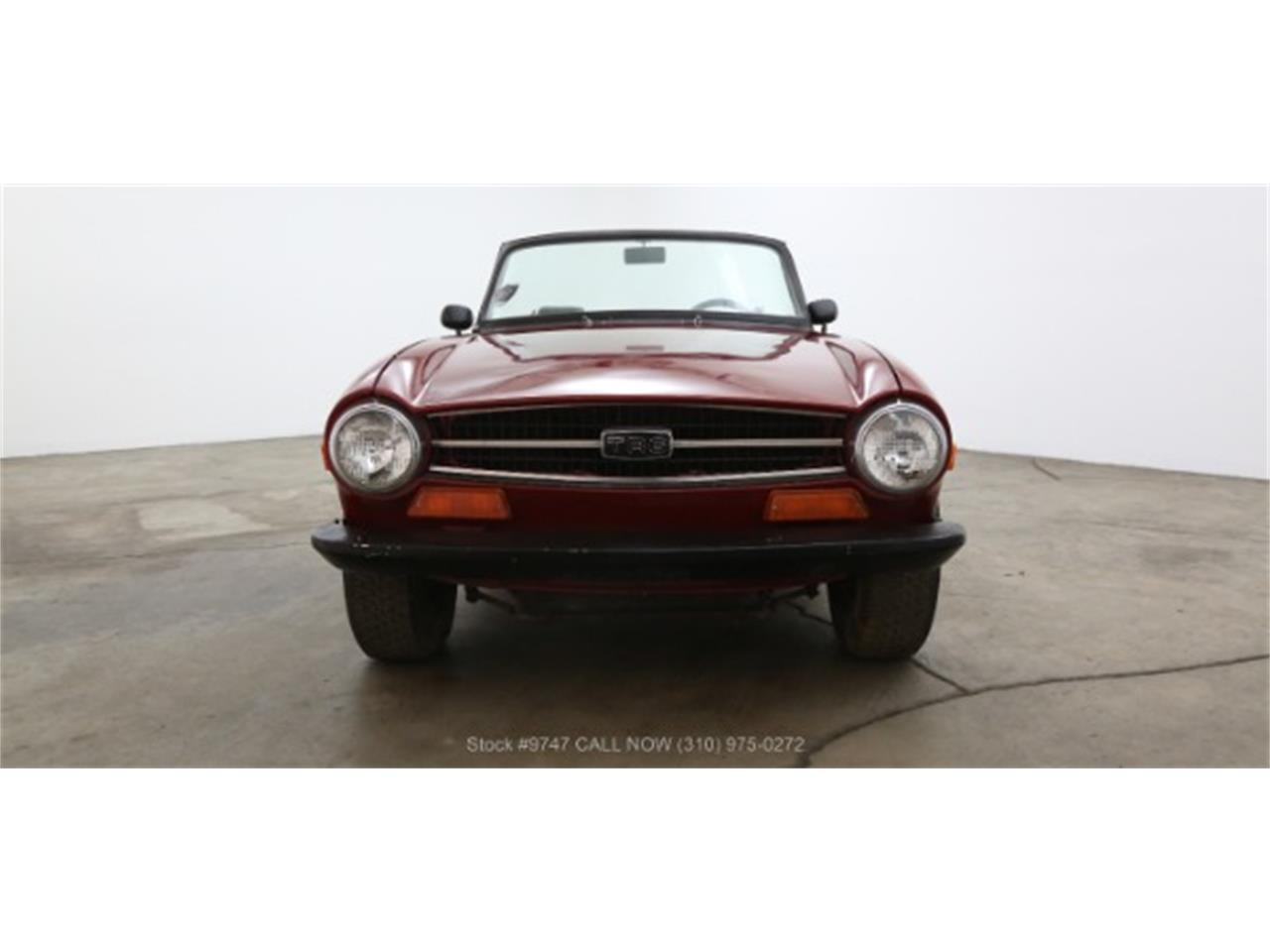 Large Picture of Classic '73 Triumph TR6 - $3,950.00 Offered by Beverly Hills Car Club - QI3K