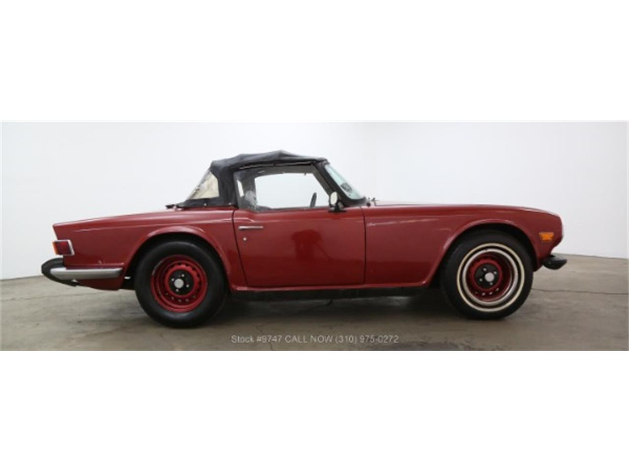 Large Picture of 1973 TR6 - $3,950.00 Offered by Beverly Hills Car Club - QI3K