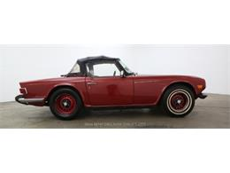 Picture of '73 TR6 - QI3K