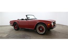 Picture of Classic 1973 Triumph TR6 Offered by Beverly Hills Car Club - QI3K