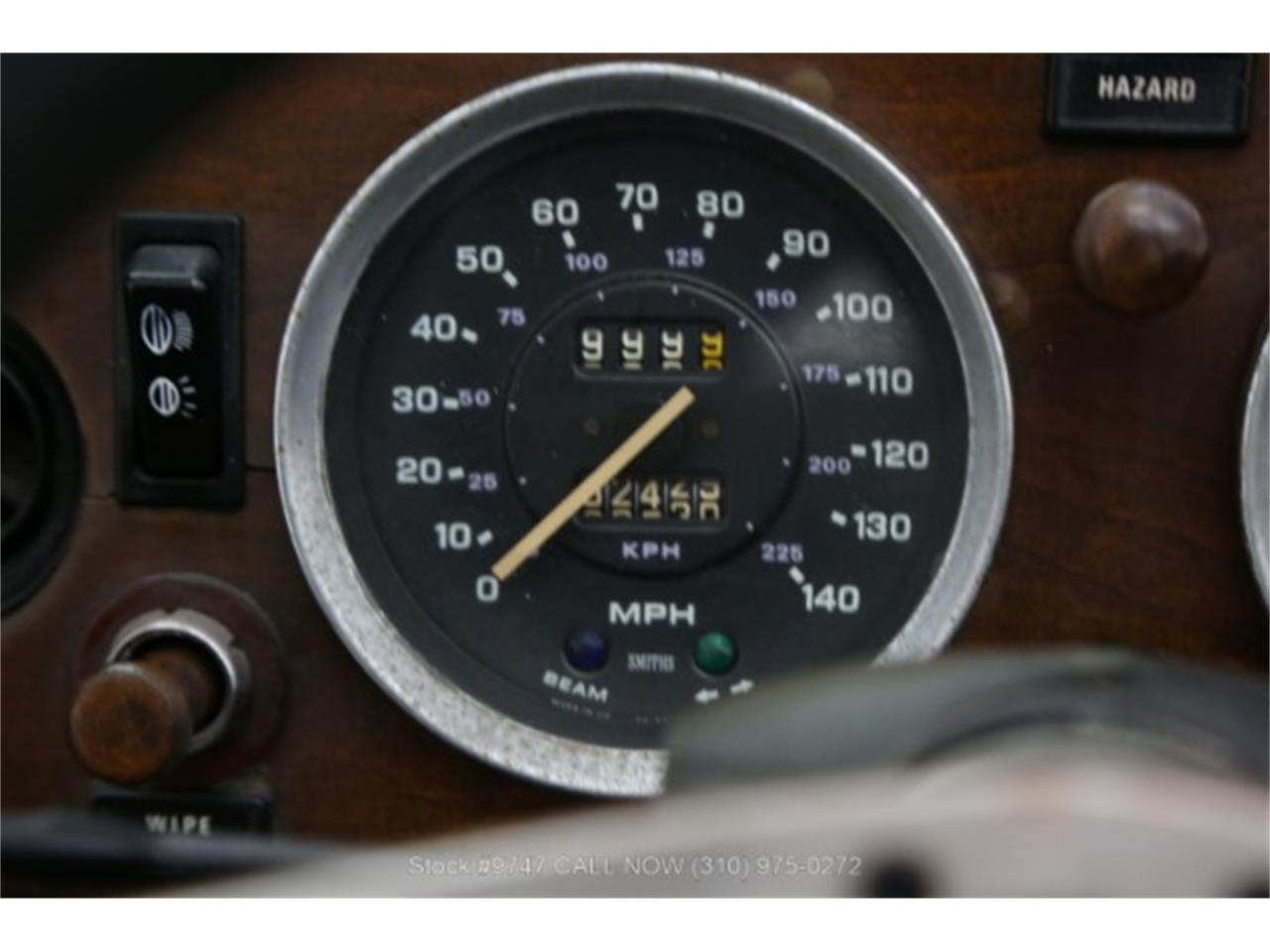 Large Picture of '73 TR6 located in Beverly Hills California Offered by Beverly Hills Car Club - QI3K