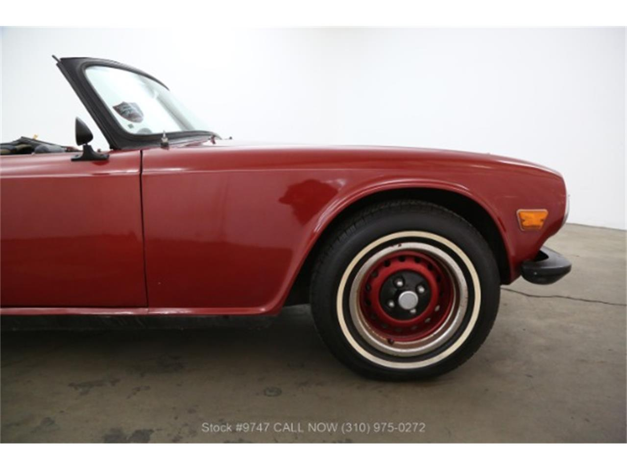 Large Picture of '73 TR6 located in California Offered by Beverly Hills Car Club - QI3K