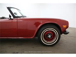 Picture of '73 Triumph TR6 - $3,950.00 Offered by Beverly Hills Car Club - QI3K