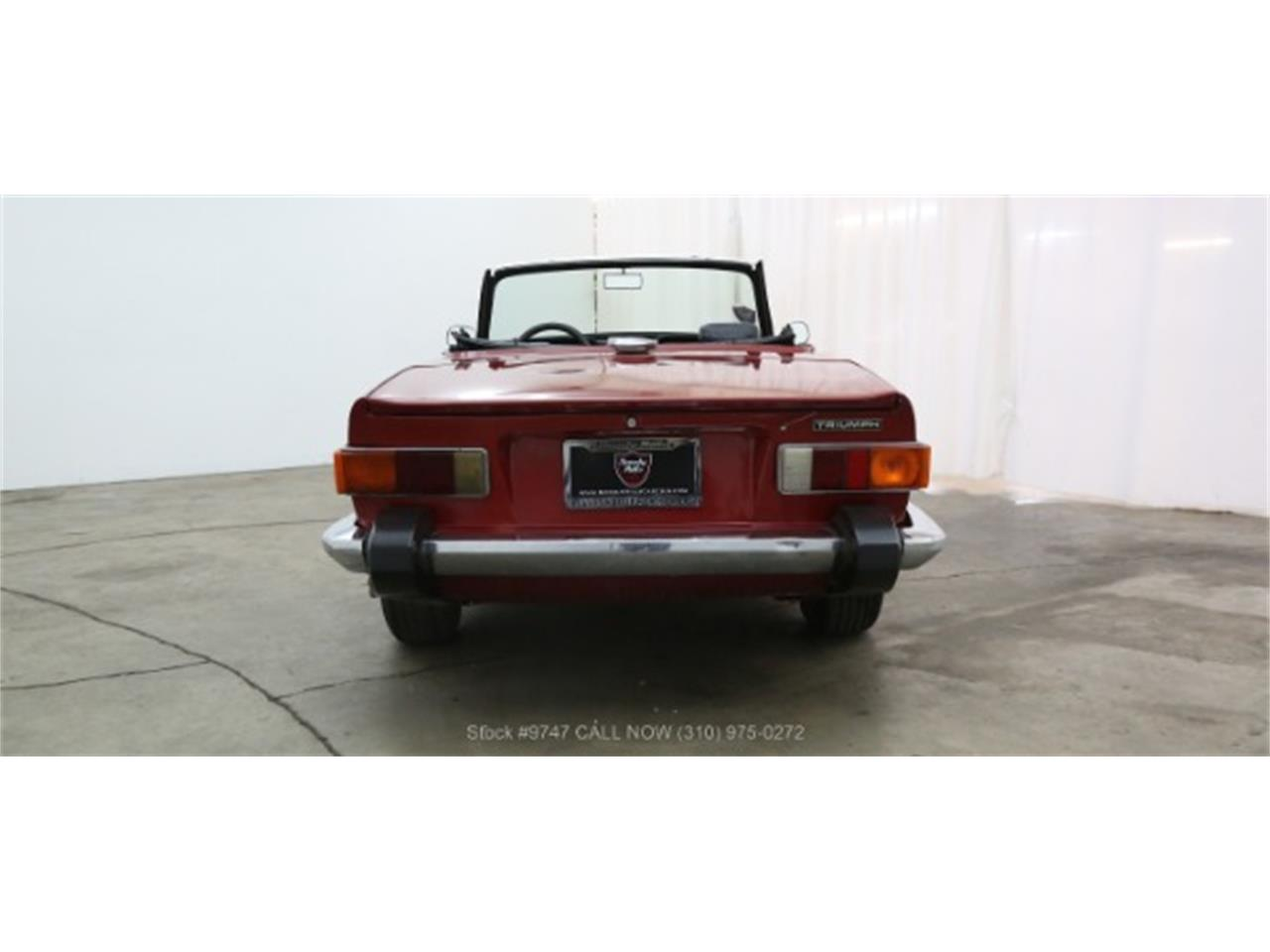 Large Picture of Classic 1973 TR6 - $3,950.00 - QI3K