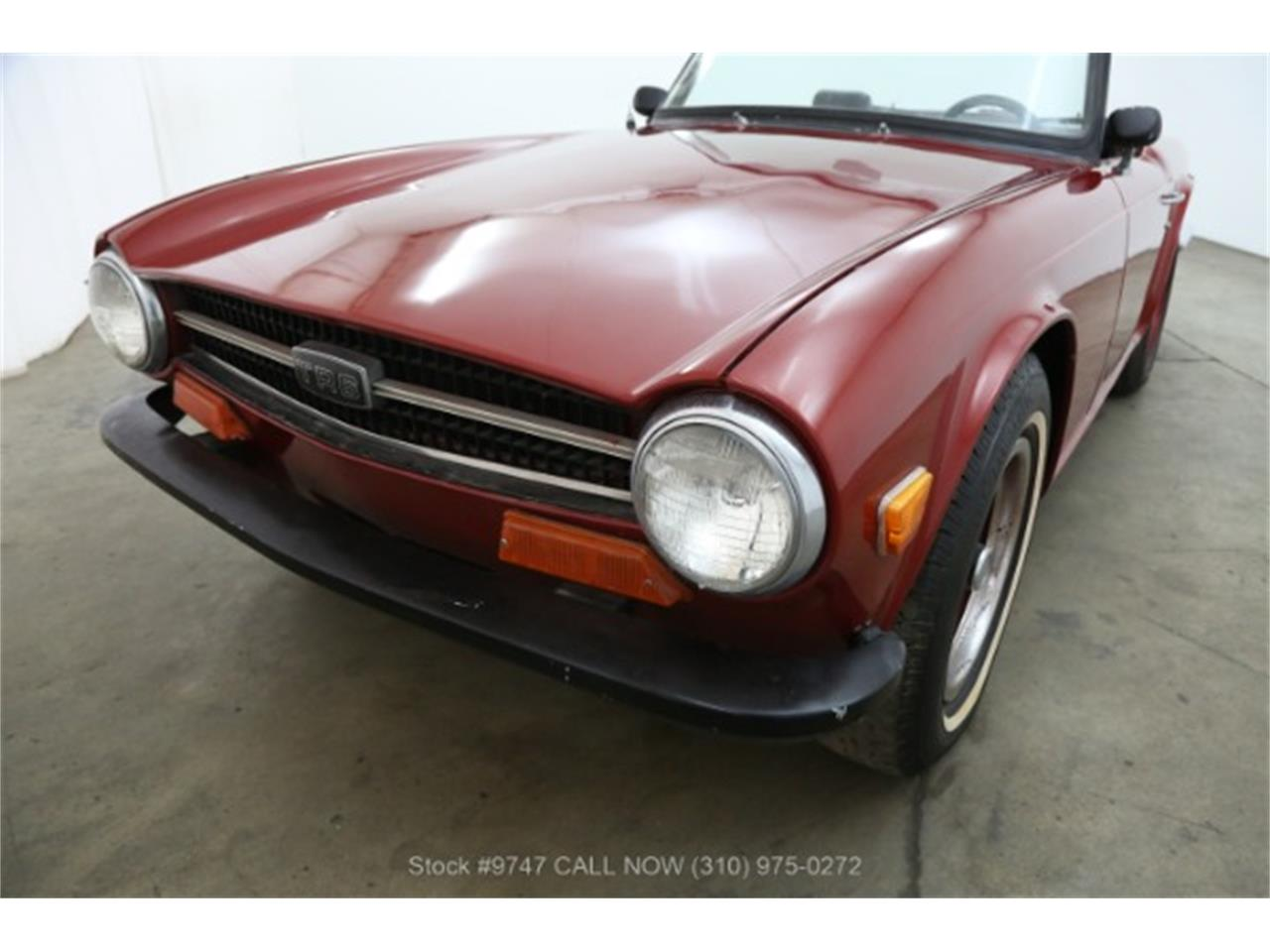 Large Picture of 1973 TR6 - $3,950.00 - QI3K