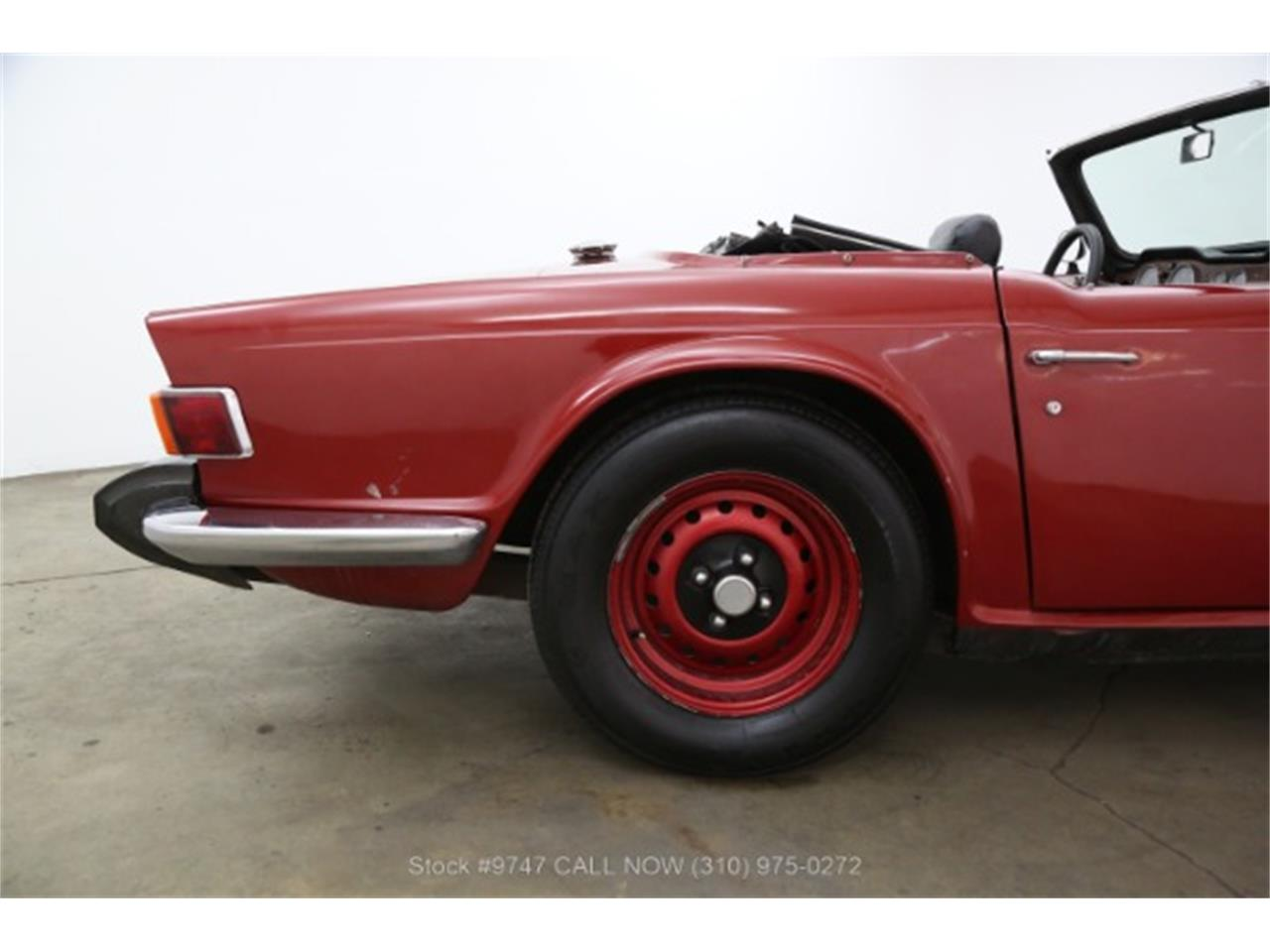 Large Picture of 1973 Triumph TR6 Offered by Beverly Hills Car Club - QI3K