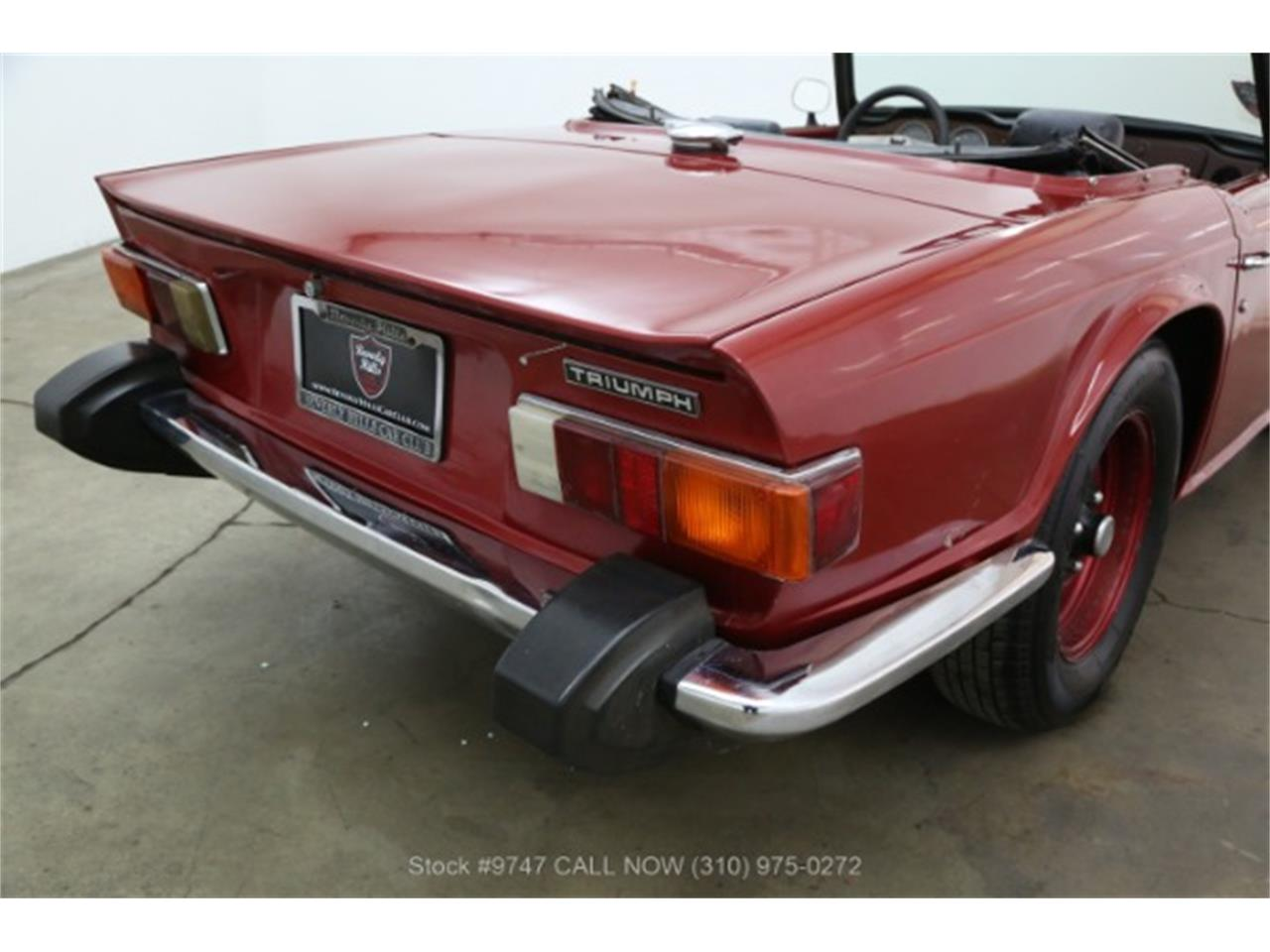Large Picture of Classic 1973 TR6 located in California - $3,950.00 - QI3K